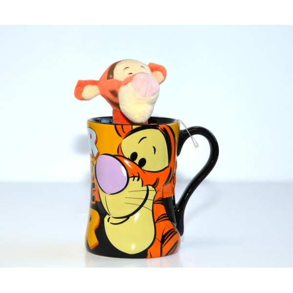 Disney 3D Tigger and Toy Mug