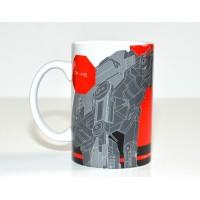 Star Wars - Episode VIII- The Last Jedi- At-M6 mug