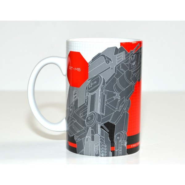 Star Wars - Episode VIII- The Last Jedi- At-M6 mug