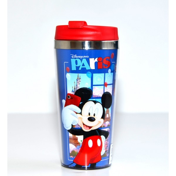 Mickey Mouse Travel Mug, Disneyland Paris