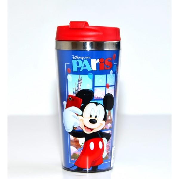 Mickey Mouse Travel Mug, Disneyland Paris