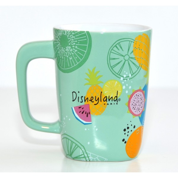 Disney Tinkerbell vitamin mug, Disneyland Paris