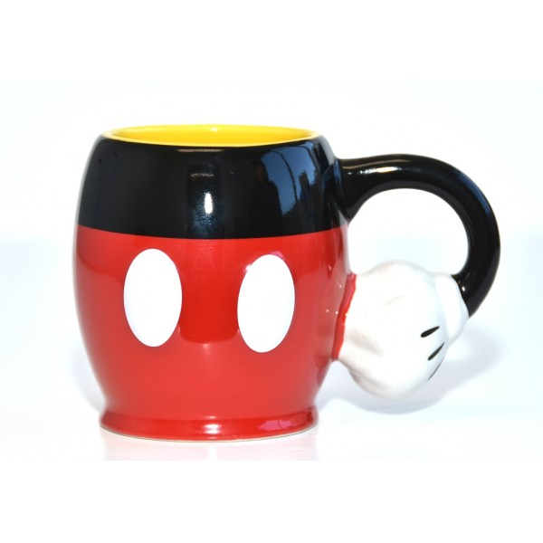 Disneyland Paris Mickey Mouse Fun Mug