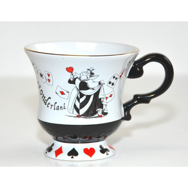 Disney Alice in Wonderland Cup - New collection Disneyland Paris