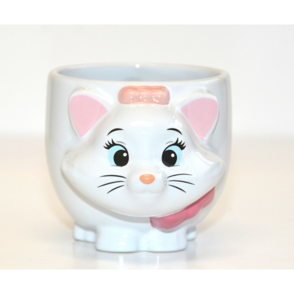 Disney Marie from The Aristocats large Figural 3D mug, Disneyland Paris