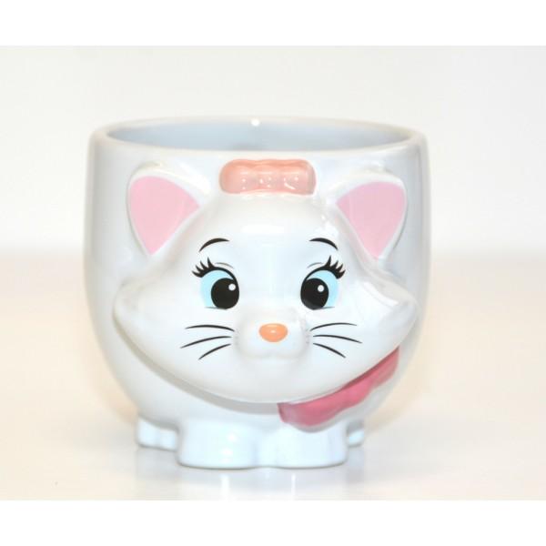 Disney Marie from The Aristocats large Figural 3D mug, Disneyland Paris