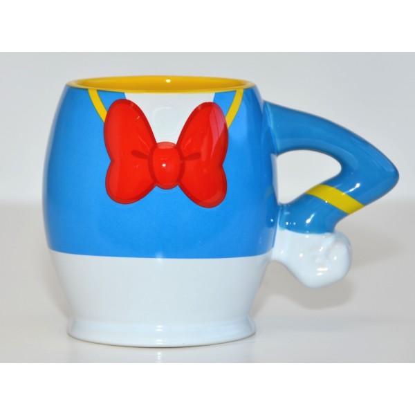 Disneyland Paris Donald Duck Large Fun Breakfast Mug