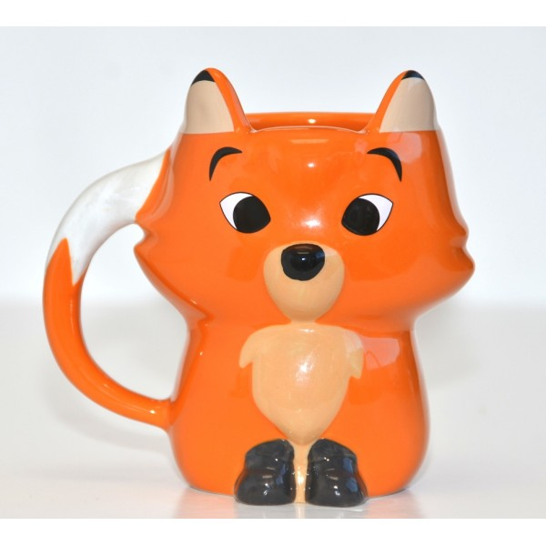 Disney Tod from The Fox and the Hound 3D character mug