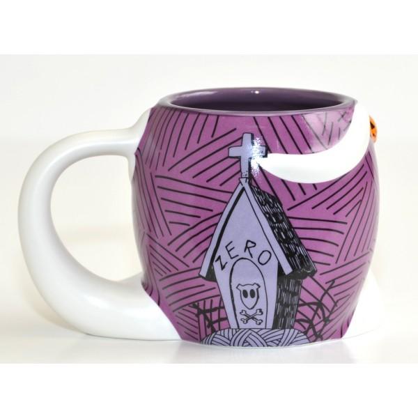 The Nightmare Before Christmas Zero 3D mug