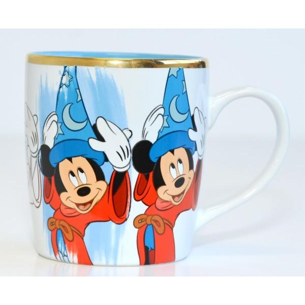 Ink & Paint Mickey Mouse Fantasia Mug, Disneyland Paris