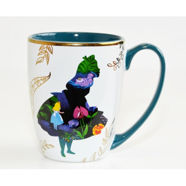 Disney Alice in Wonderland Film Mug, Disneyland Paris