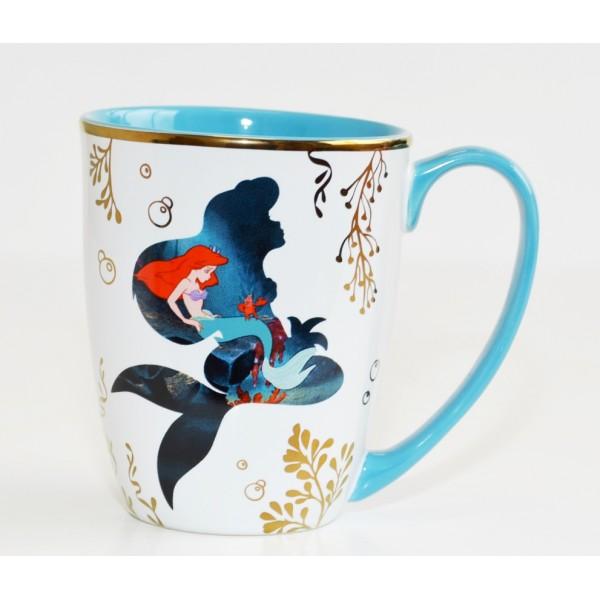 Disney Ariel The Little Mermaid Film Mug, Disneyland Paris