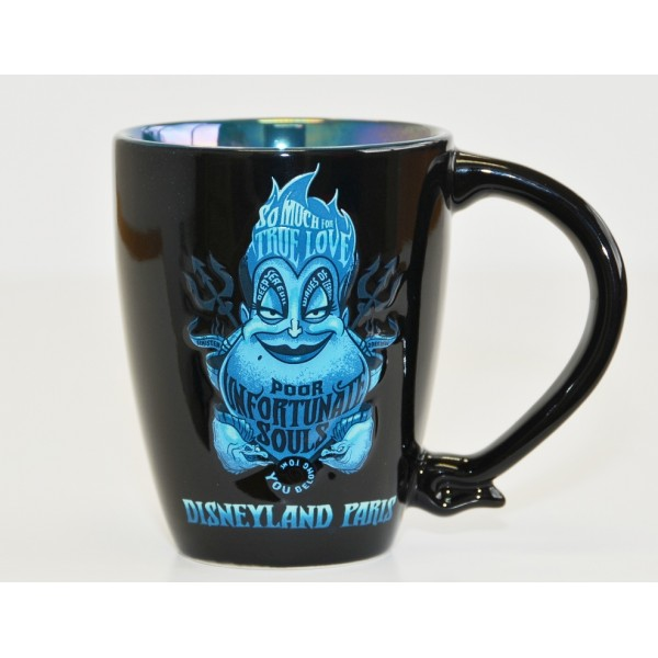 The Little Mermaid's villainous Ursula mug