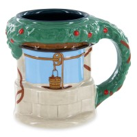 Snow White Wishing Well Mug, Disneyland Paris Original