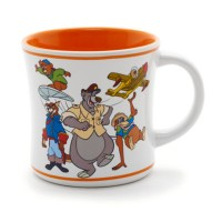 TaleSpin Retro Mug, The Jungle Book