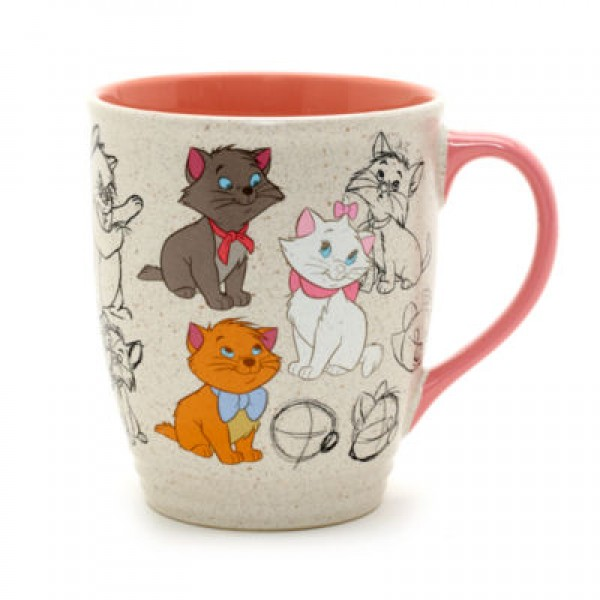 The Aristocats Animated Mug - Disney Classics Collection