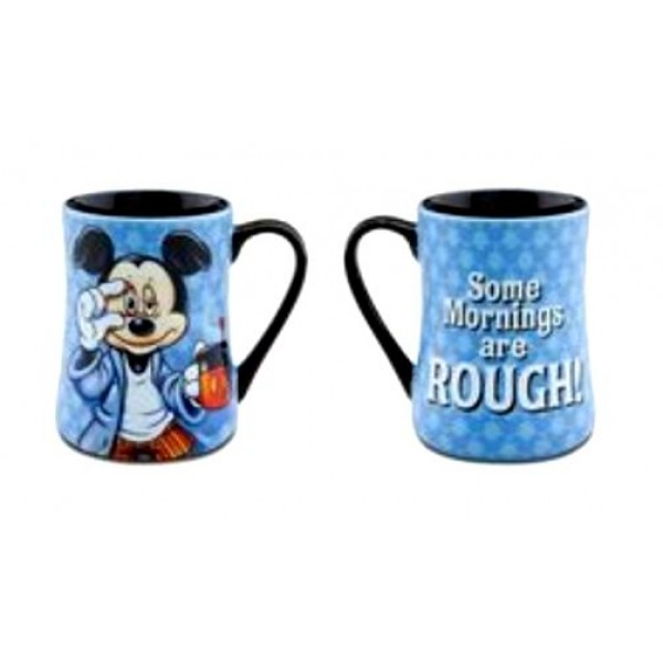 Disney Coffee Mug Mornings Mickey Mouse