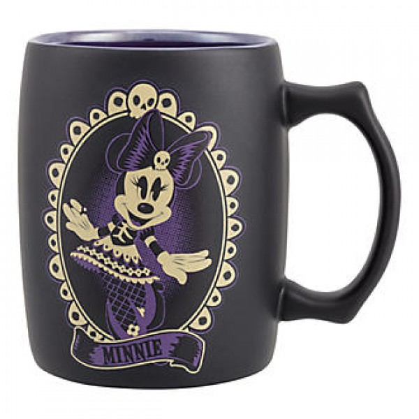 Disneyland Paris Minnie Mouse Halloween mug