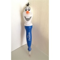 Olaf Light-up Figurine Pen