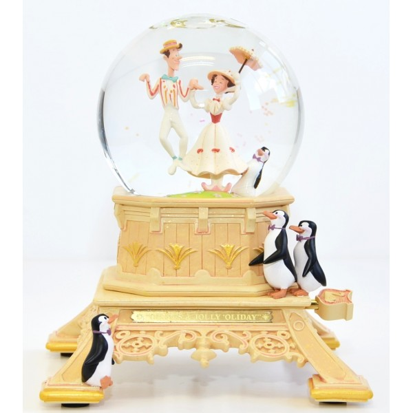 Mary Poppins 55th Anniversary Musical Snow Globe from Kevin & Jody, Disneyland Paris