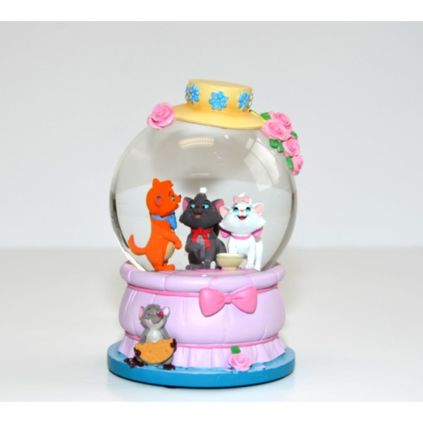 Disney AristoCats Snow Globe