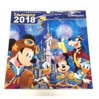 Disney 2018 Wall Calendar