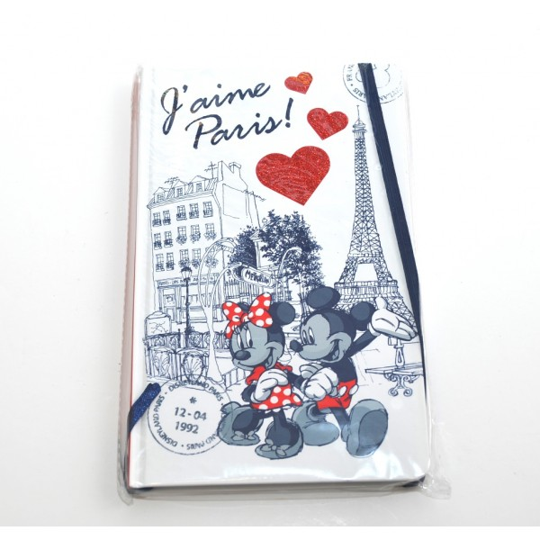 Disney Mickey and Minnie Notebook