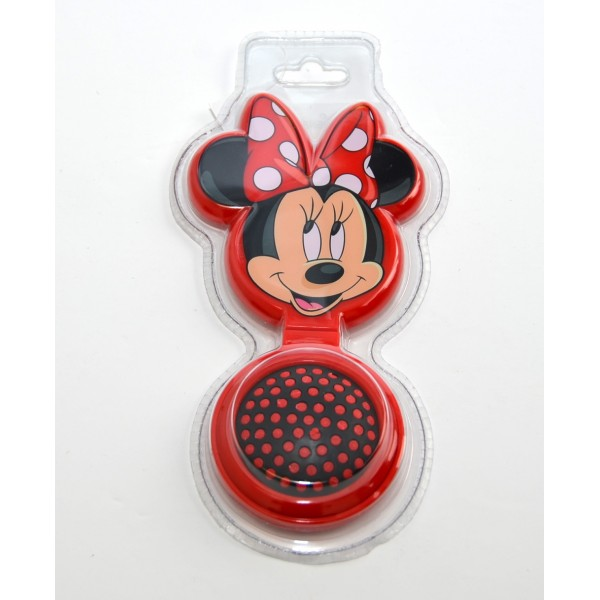 Minnie Mouse Hairbrush and Mirror