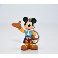 Disneyland Paris 25th Anniversary 3D Mickey Mouse key ring