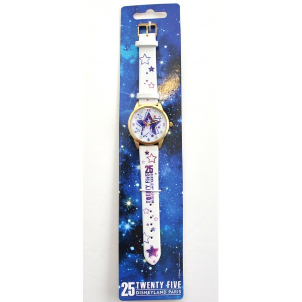 Exclusive Disneyland Paris 25th Anniversary Watch