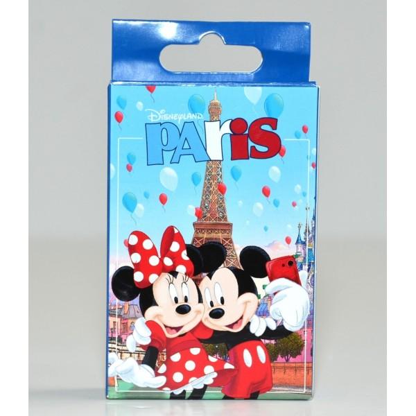Disneyland Paris Characters Playing Cards