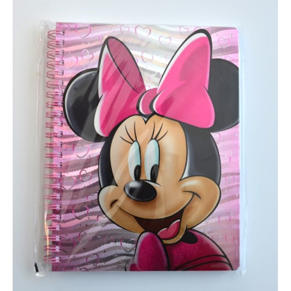 Disney Journal Notebook – Minnie Mouse