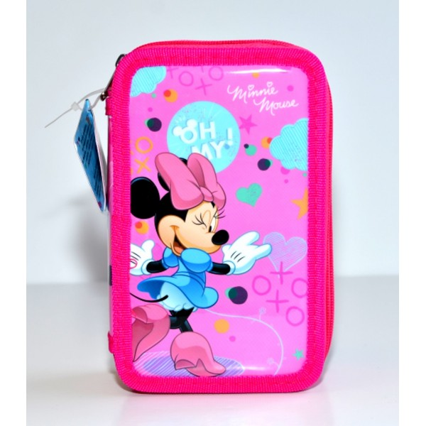 Disney Minnie Mouse Deluxe Pencil Case