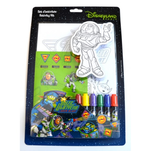 Disney Buzz Lightyear Activity Set