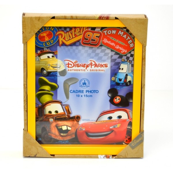 Disney Parks Pixar Cars Photo Frame