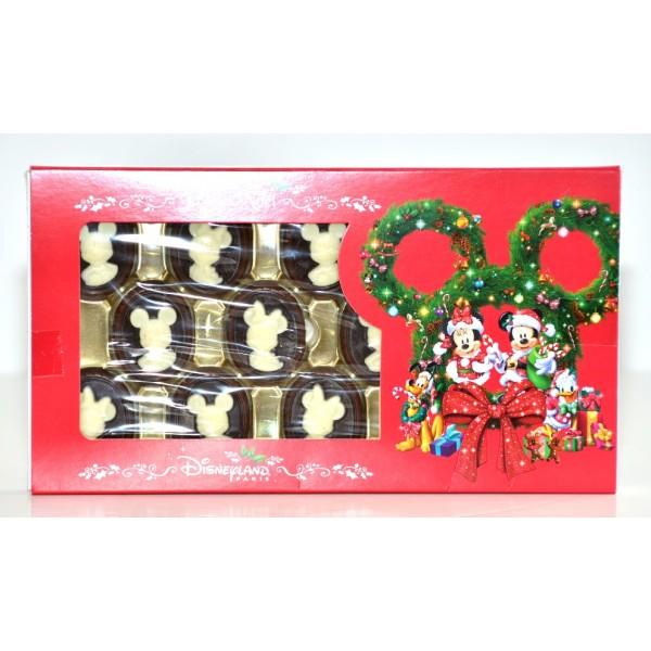 Disneyland Paris Christmas box of Chocolates