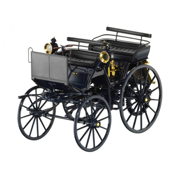 1:10 Daimler Motor Coach 1886 (Original Mercedes-Benz box)