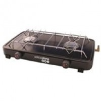 Gas Camping Double Burner (Butane Or Propane)