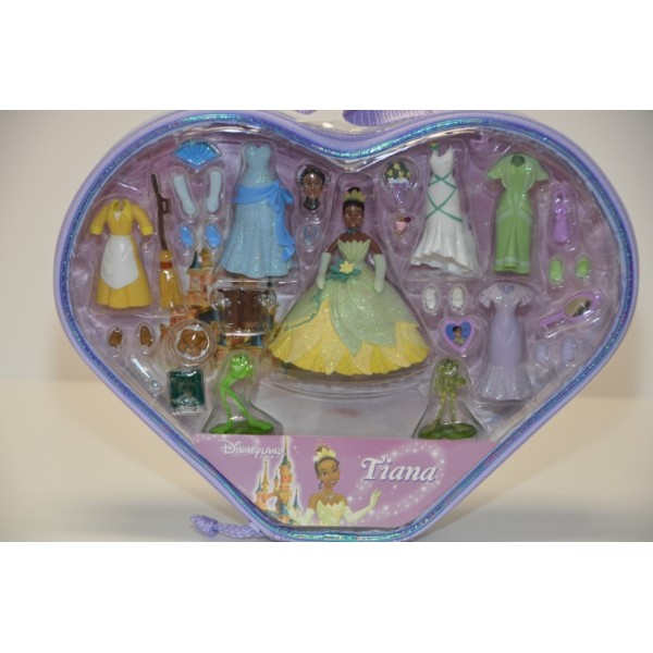 Princess Fashion Set - Tiana