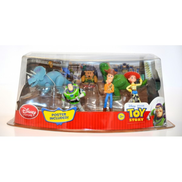 Disney Toy Story 3 Heroes Figure Play Set