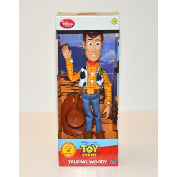 Disney Toy Story Talking Woody Pull String Doll