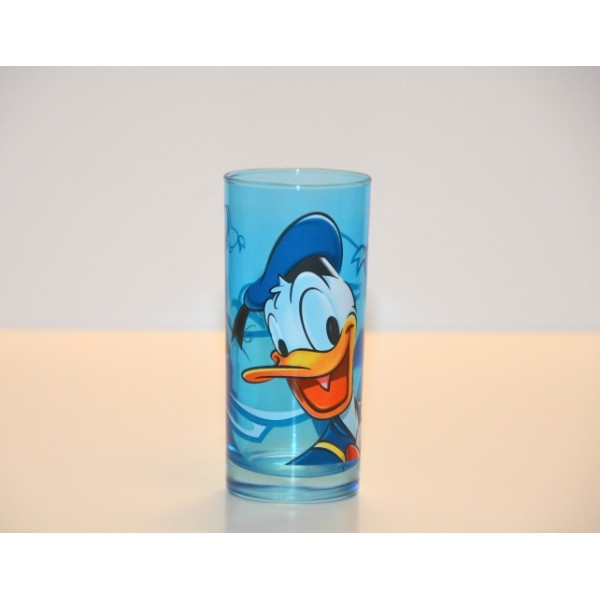 Donald Duck Drinking Glass