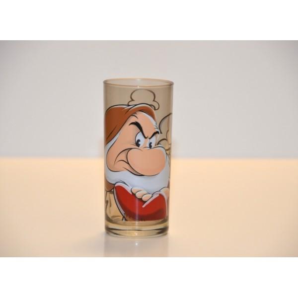 Grumpy Drinking Glass