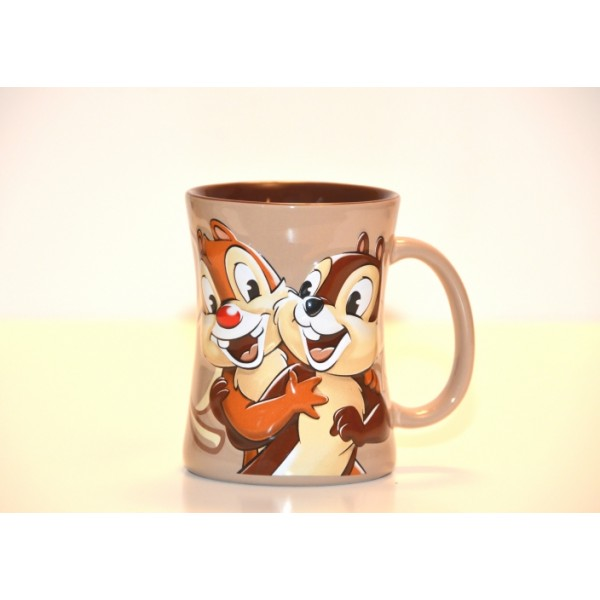 disney character portrait chip n dale mug. Black Bedroom Furniture Sets. Home Design Ideas