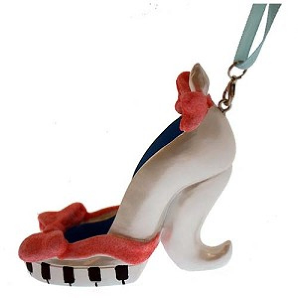 Marie Cat - Aristocats - Miniature Decorative Shoe