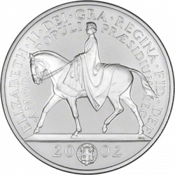 2002 Golden Jubilee Crown