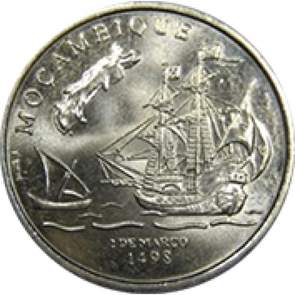 1998 Portugal 200$00 Moçambique