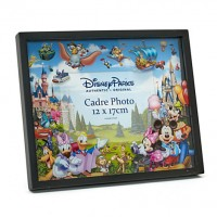 Disneyland Paris Mickey And Friends Photo Frame