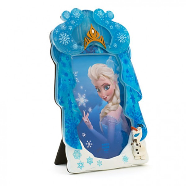 Disney Elsa from Frozen Photo Frame