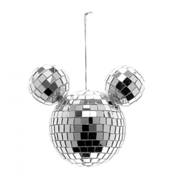 Mickey Mouse Large Mirror Ball Decoration